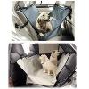 Pet Car Seat Cover Dog Car Hommock Seat