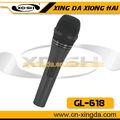 Gl-618 profissional microfones para cantar