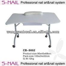 2014 professional nail table,modern manicure nail table,nail desk