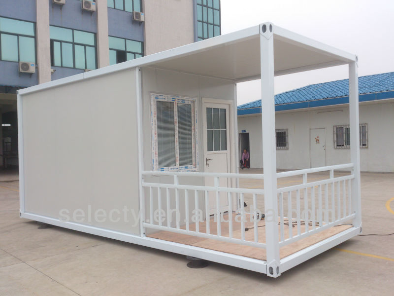 2015 Latest prefabricate container house for living/renting/hotel/office/showroom/store