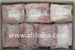 Halal Frozen Lamb French Rib