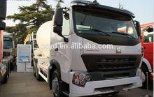 new style sinotruk howo 6x4 concrete mixer truck 290hp euro 2