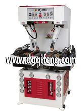 Shoemaking machine sole attaching machine