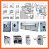 One-Step Service for the Whole Set of Hotel Supply (Kitchen Equipments, Laundry Equipments, Cooking Utensils)