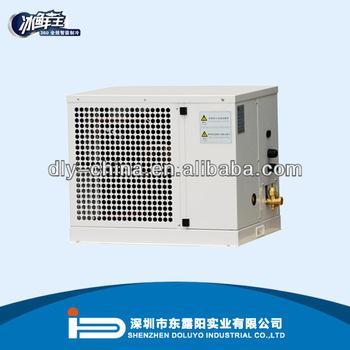 closed type freezer condensing units