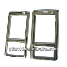 Injection molding hard plastic cell phone cases manufacturer
