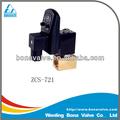 Purga automática válvula solenóide para compressor de ar ( ZCS-721 )