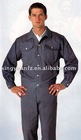 Oil-Filed Fire Retardant 100 Cotton Denim Overall Workwear coverall