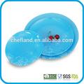 Forma redonda placa de vidro / vidro temperado bandejas