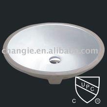 undermount sink,sanitary ware,vitreous china sink