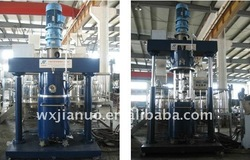 SXJ-5 Multi-Shaft Mixers for paints and oil agent and emulsified asphalt