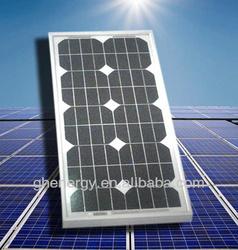 solar panel mono 25 W price
