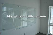 Glass memo board / large glass board / tempered glass board