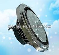 9Watt LED PAR LIGHT area lights downlight ceiling light 12V surface mounted
