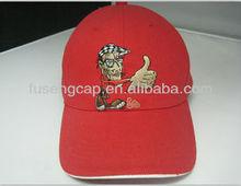 casual custom logo cotton sports cap