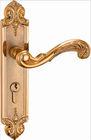 door keys lock with door handle