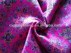 2014 High Quality 100 Printing Satin Shiny Polyester Fabric