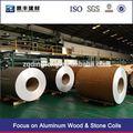 4mm dingfeng bobina de aluminio revestida de aluminio panel compuesto