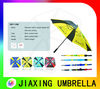 Straight Golf Square Umbrella
