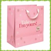 fashion paper shopping bag