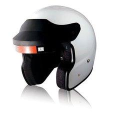 Snell SA2010 open face fiberglass helmet OF-S1