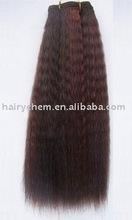 Yaki Straight human virgin Hair Weaving/Weft Paypal