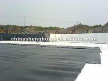 HDPE black pool liner