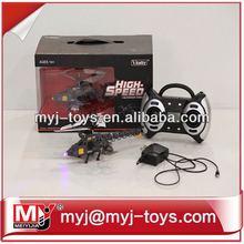 Fashionalbe 4-CH r/c mini helicopter,transmitting radio rc YK005069