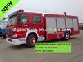 howo 4x2 رغوة حريق شاحنة رغوة النار مناقصات انقاذ السيارات المركبات 0086-13635733504 الغابات مكافحة الحرائق