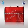 Printing logo shopping bag,tote bag,non woven bags manufacturer