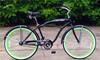 mens beach cruiser bike/adult beach cruiser bike/standard beach cruiser chopper bike