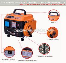 Gasoline generator portable mini gasoline generator 2 stroke generator 950 Home use