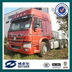 SINOTRUK High Power 6X4 Truck Head