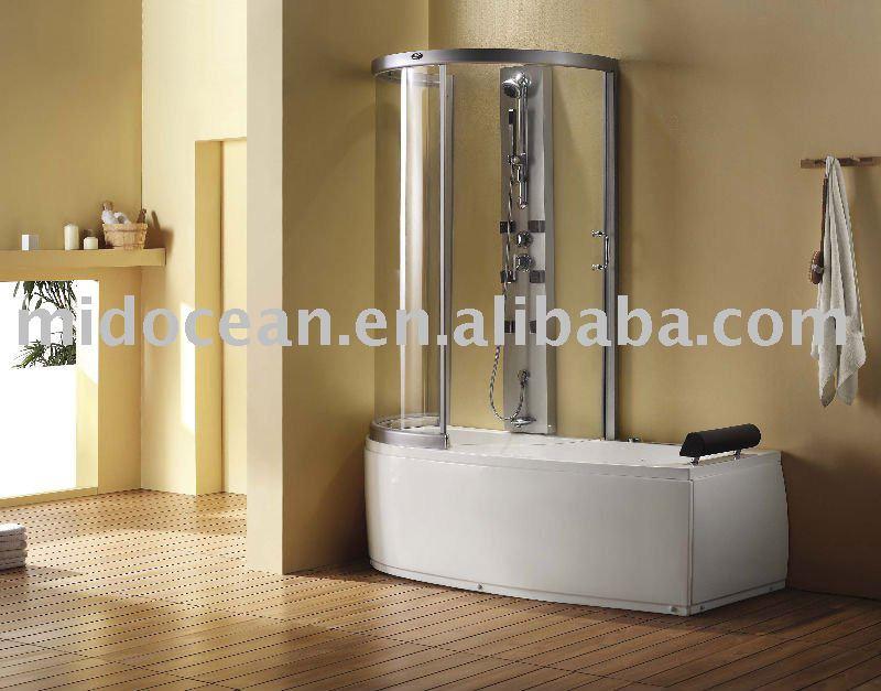 Vasche Da Bagno Con Cabina Doccia Integrata Prezzi.Vasca E Doccia Combinate Prezzi Free Box Doccia Per Vasca