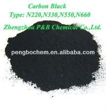 black paint carbon black