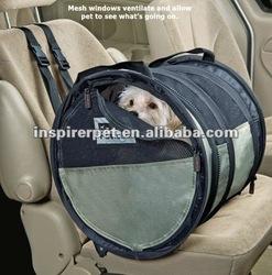New Pet Animal Car Seat Dog Tube Car Kennel