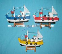 Wooden Fishing Boat Model,trawler model,ship model,trawlboat,souvenir,Nautical Gifts,Handicrafts Decorative Boat,home decoration