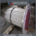 qulity estupendo de titanio intercambiador de calor tubular