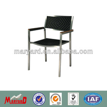 Stainless steel outdoor chair with excellent quality