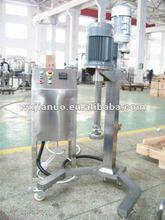 LR-(30-50Liter) lab mixer/homogenizer Mixer/online homogenizing stainless steel impeller