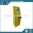 cash payment kiosk with bill acceptor,card reader bill payment kiosk machine,self-service payment kiosk terminal (HJL-5704)