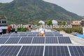Solar plana do telhado de montagem em rack& telhado inclinado montagem suporte& solar fotovoltaica de montagem em rack, 10kw/20kw/10kw sistema solar.