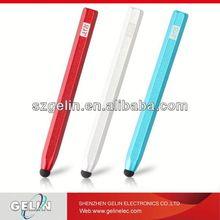 Aluminum touch stylus pen for ipad