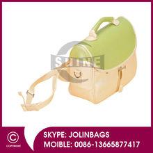 Girls Fashion PU hard Cover stereotypia shoulder bag