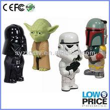 Wholesale Popular Star War USB Flash Drive