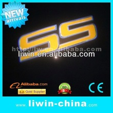 excellent luminous led lighted car mark for 4X4 ATVs SUV