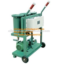 Portable Waste/ Black Oil Recycling/Filtration Machine/Plant ( Series-JL )
