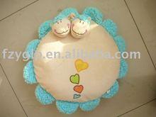 Cute children plush pillow