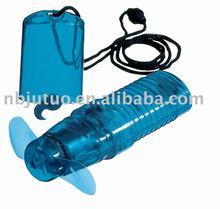 Hot Sale pocket fan battery insert Plastic Hand Mini Fan