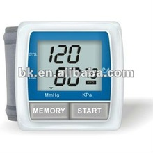 BK6003 wrist watch blood pressure meter